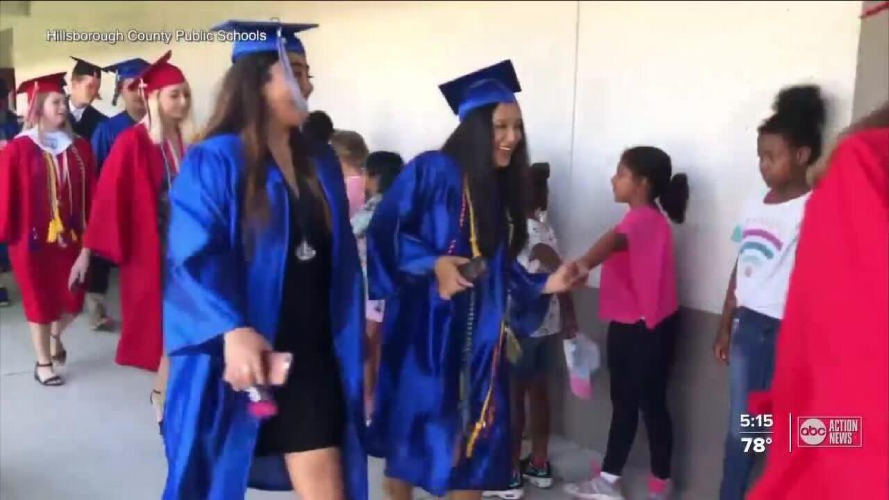 Graduations Hillsborough