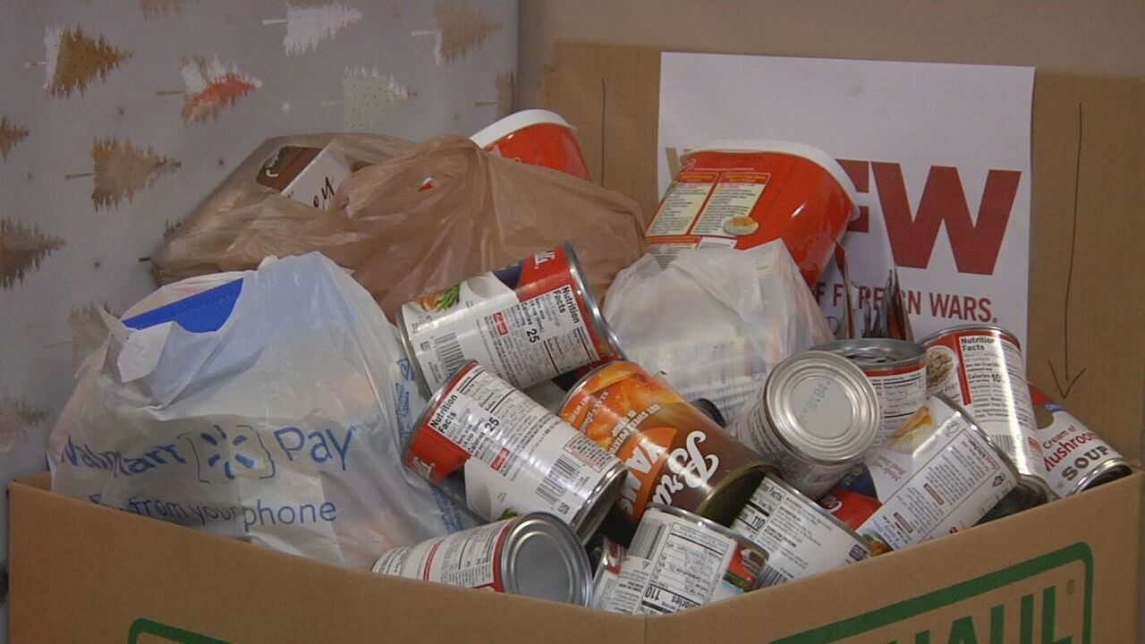 VFW Post 6461 in need of donations for Thanksgiving meals