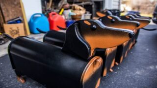 Small Business Owner Is Making Custom Mailboxes To Stay Afloat During Coronavirus Uncertainty