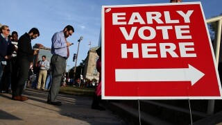 Supreme Court reinstates law making it illegal to collect early ballots