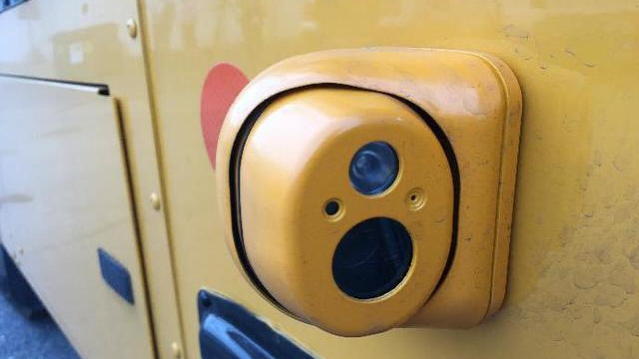 Tech & safety upgrades to Mason school buses