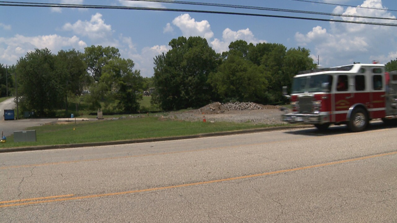 Hendersonville Replacing Unsafe Fire Hall