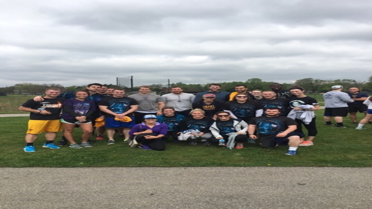 Ofc. Nick Shultz remembered at Franklin 5K