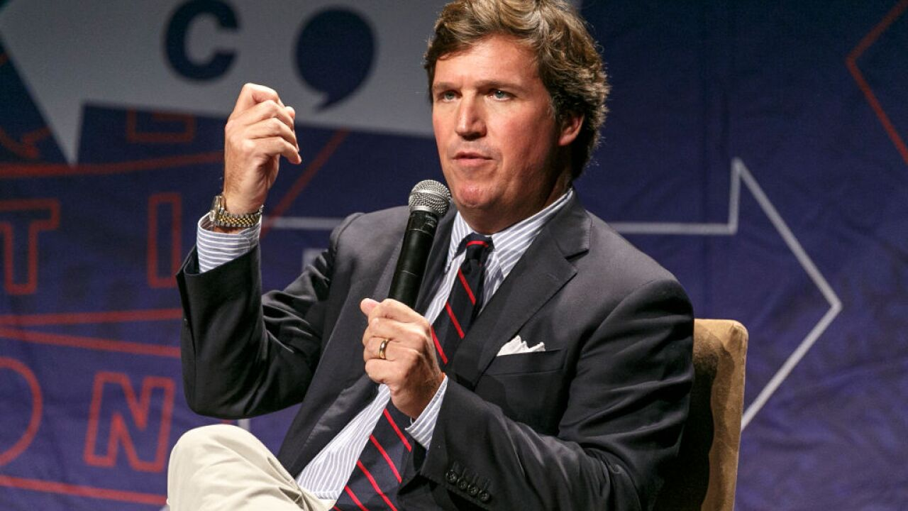 Tucker Carlson defiant against outrage over audio clips: 'We will never bow to the mob'