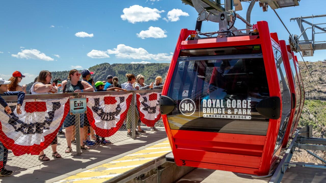 Royal Gorge Bridge Gondola