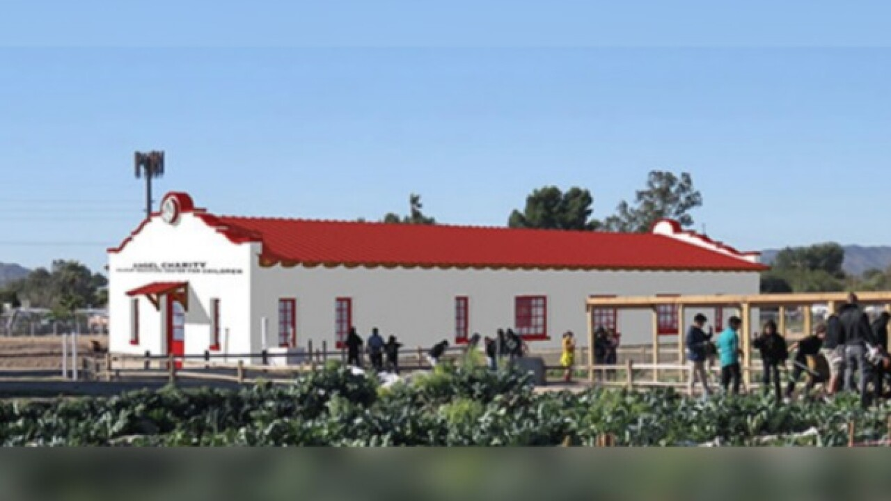 Tucson Village Farm receives $445,000 grant to build new teaching kitchen