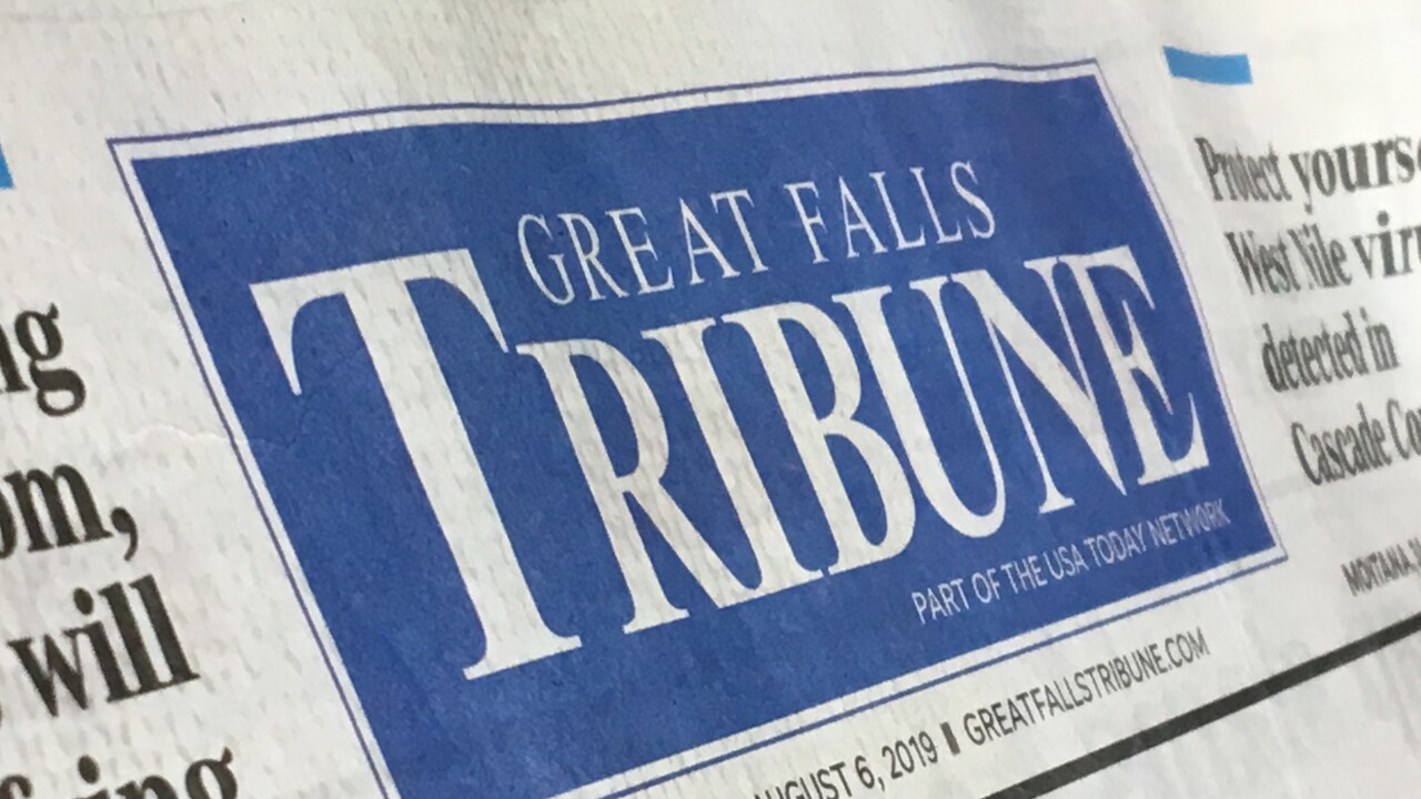 Great Falls Tribune parent company to be acquired by New Media