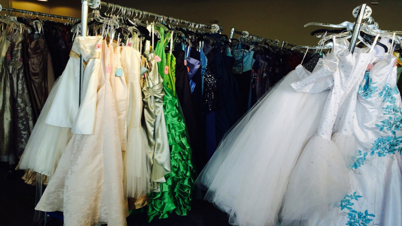 The Princess Project: Prom dress giveaway