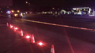 Hit-and-run crash in Tempe