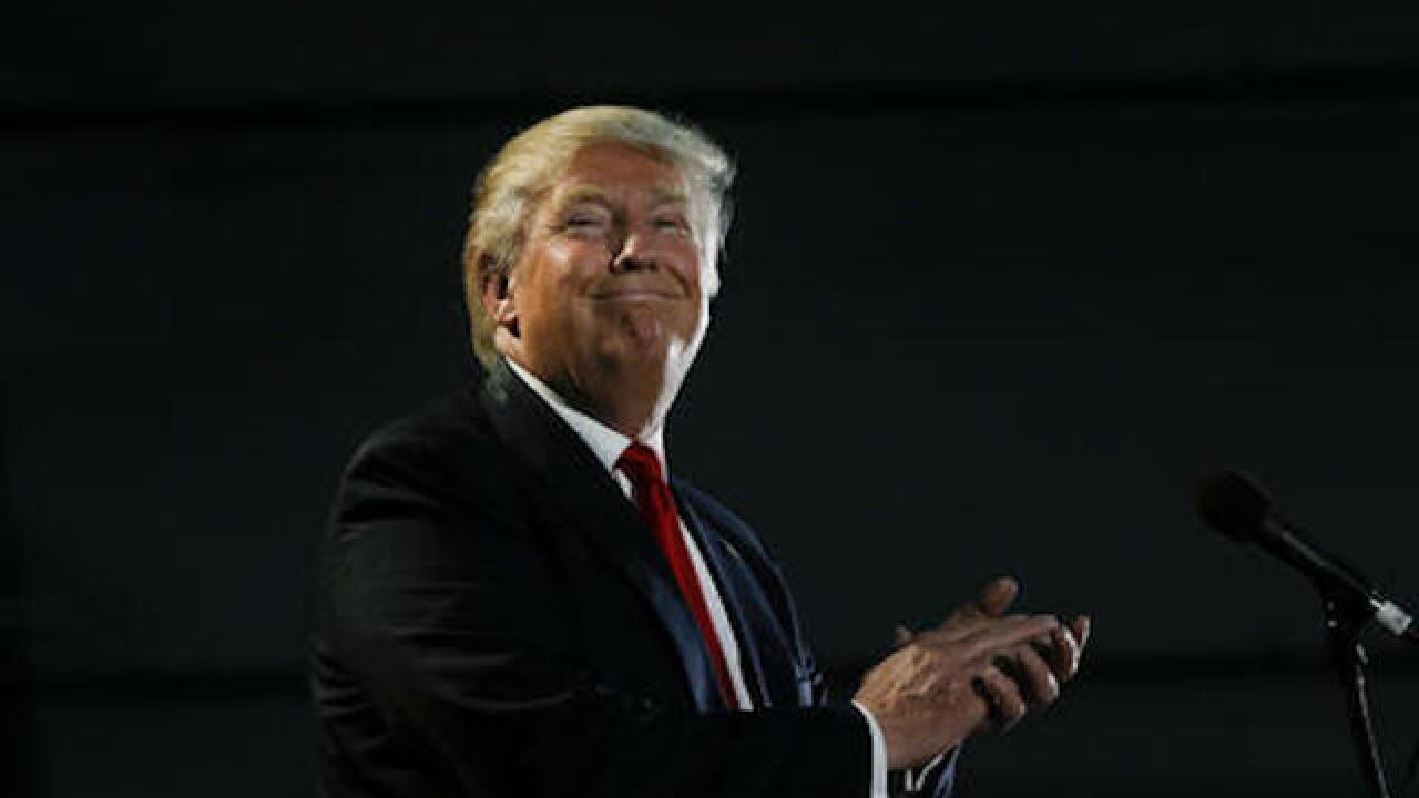 Trump says Trump U. judge has conflict