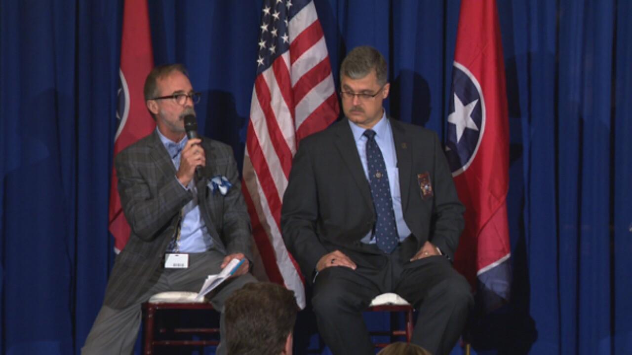 Blackburn, Bredesen, Dean and Lee Speak At Opioid Summit