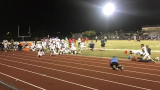 Shots fired outside Betty Fairfax high school football game