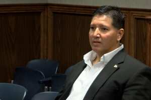 On July 2, retired CCPD Officer Tommy Cabello was sentenced to 10 years in prison for abusing his wife over a span of 17 years.
