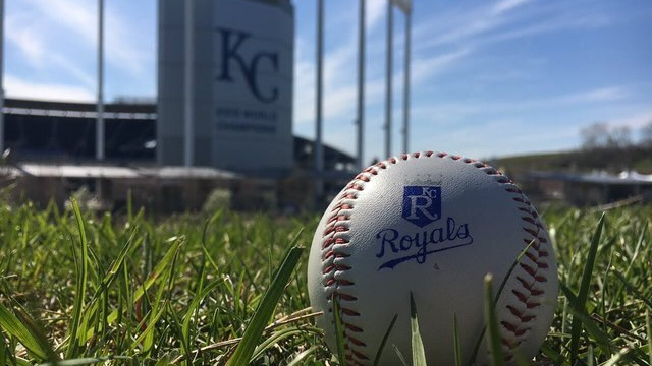 Royals single-game tickets on sale Friday, February 16