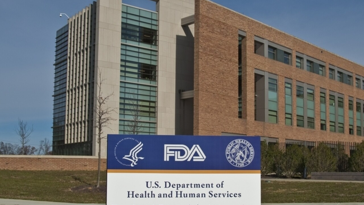 FDA warns of side effects of common antibiotic