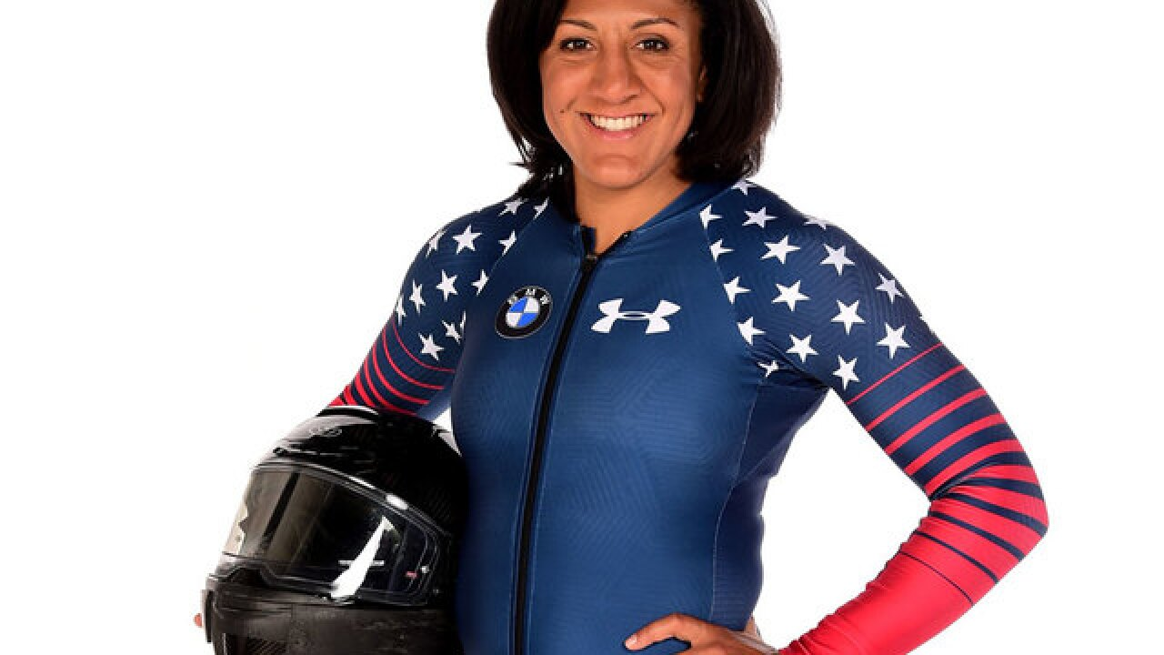 Bobsledder Elana Meyers Taylor pledges to donate brain for CTE research