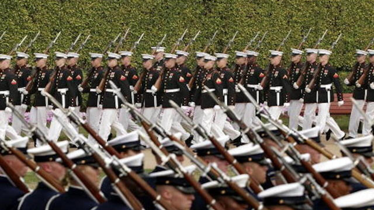 President Trump's military parade is expected to cost $12M