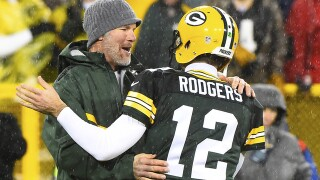 Happy Birthday Brett Favre!