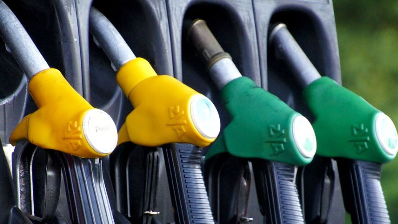Gas prices rise in Billings