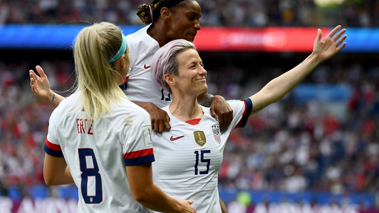 England vs. USA: English women chase World Cup history against 'the team everyone wants to beat'