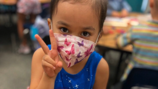 Valley 5-year-old gets COVID just weeks after return to school