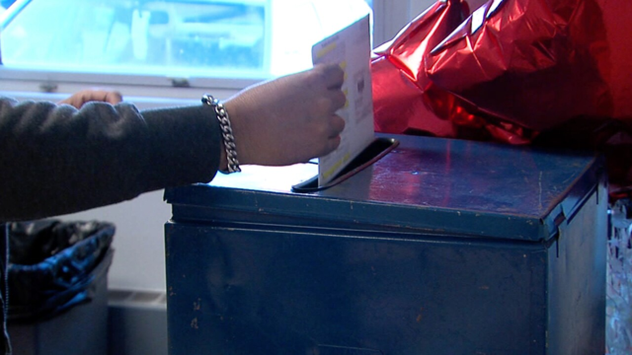 Cuyahoga voters confused, in wrong precinct