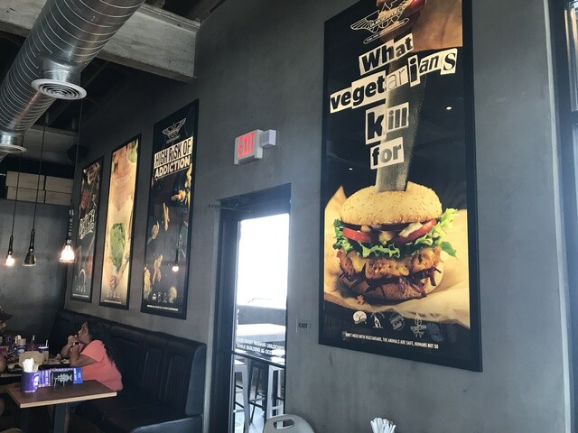 PHOTOS: A look inside Burger Fuel