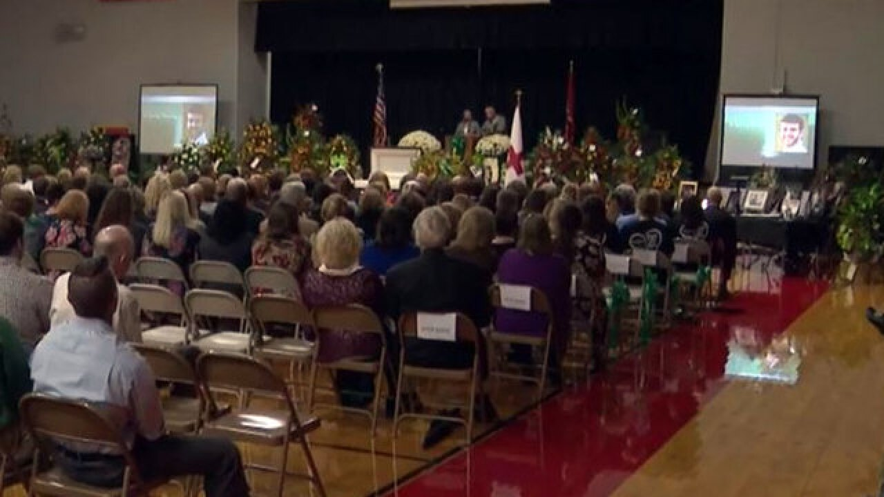 Hundreds Gather To Remember Sonny Melton