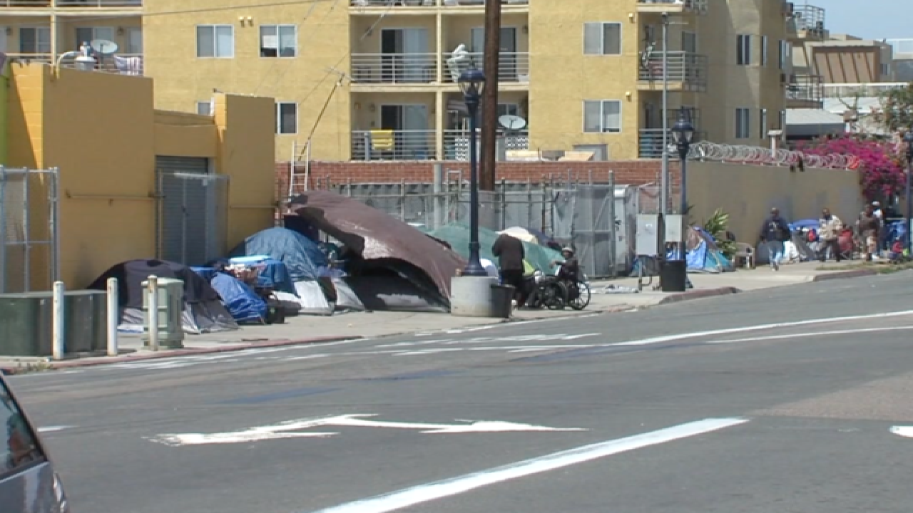 SD to consider housing homeless at Qualcomm