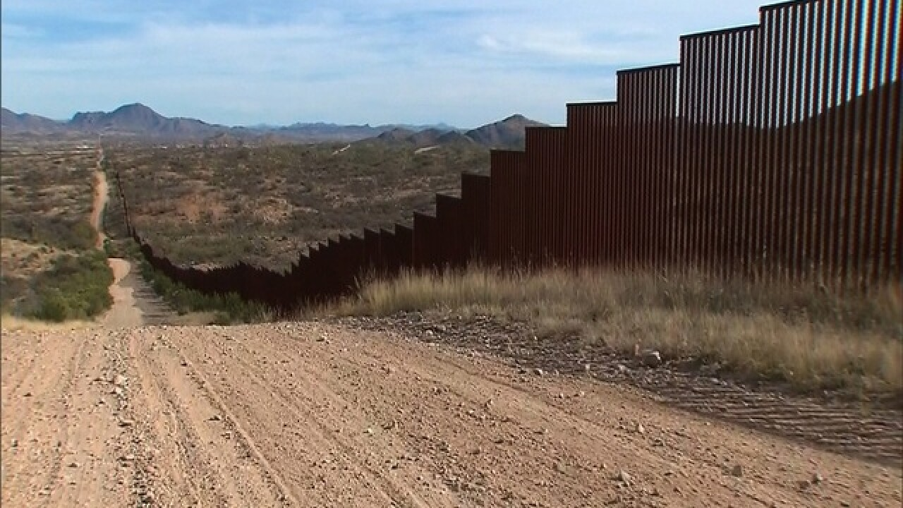 US-Mexico border sees steep drop in arrests under Trump