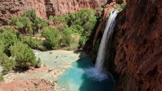Havasupai Falls and campground to reopen on Sept. 1, Tribe says