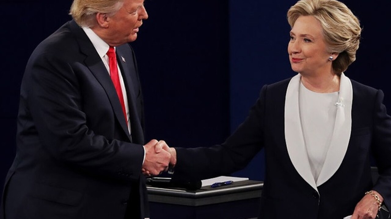 How truthful were Clinton, Trump during debate? We fact-checked them.