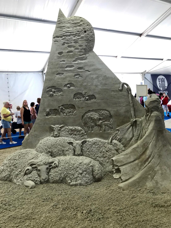 Photos: Photo gallery: International Sand Sculpting Championship in VirginiaBeach