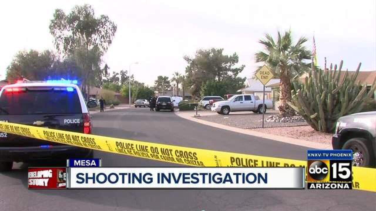 PD: 3 found dead in Mesa home