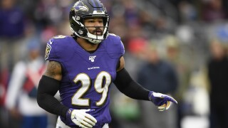Police: Ravens' Thomas threatened by wife with gun in Texas