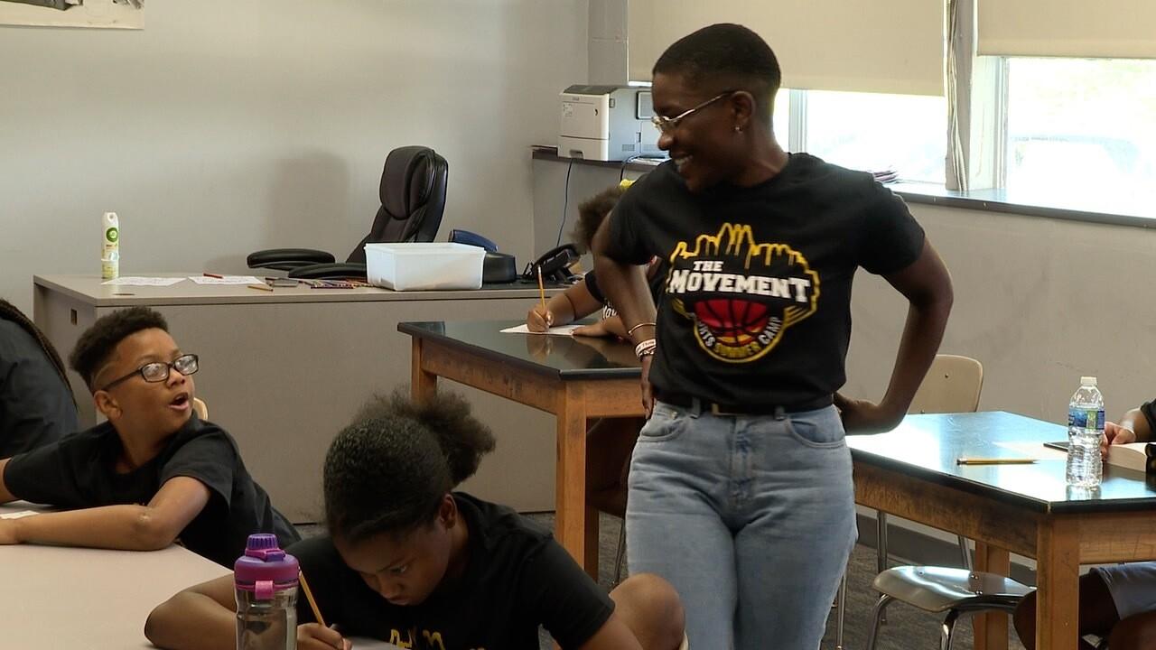 Jamira Holt Teaching Her Morning Class.jpg