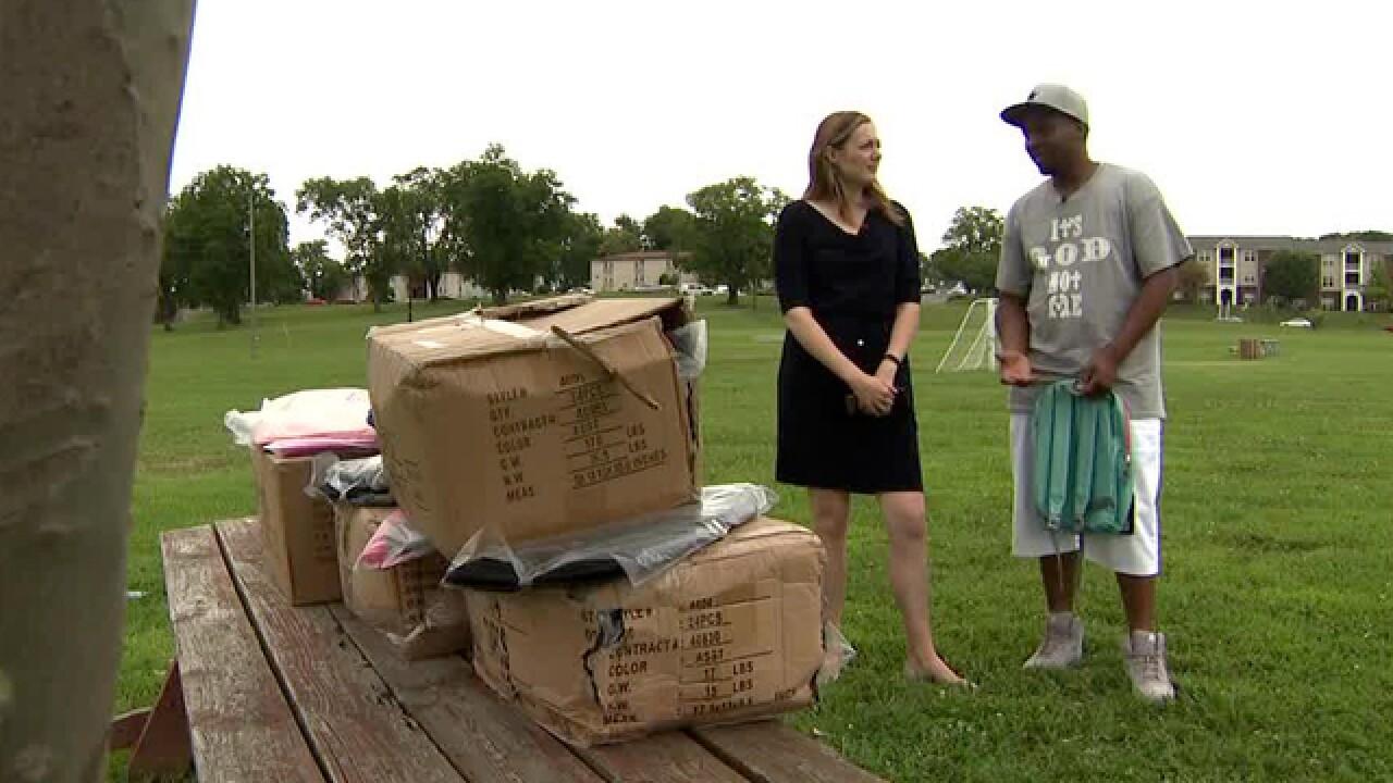 East Nashville Native Gives Back To Neighborhood