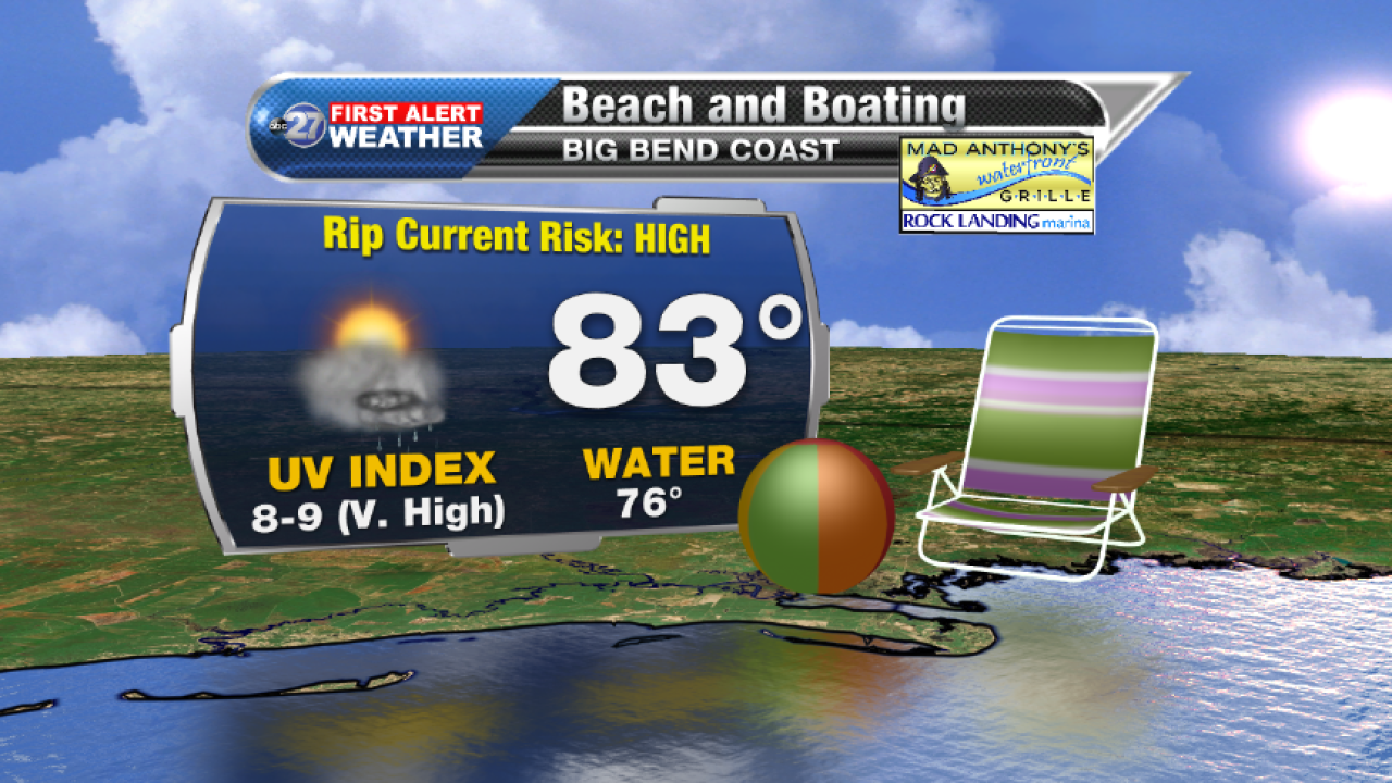 Beach and Boating forecast B (09/13/2017)