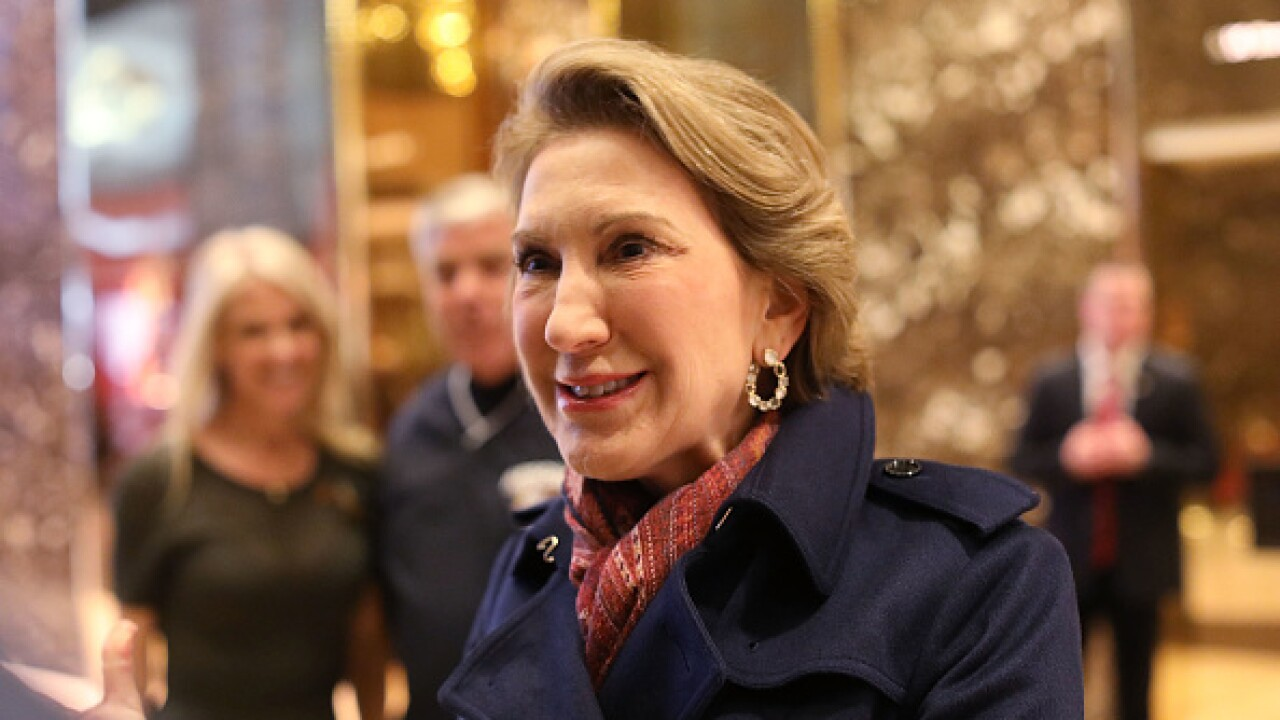 Carly Fiorina to speak in Virginia Beach