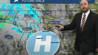 Chances for rain/snow on the way