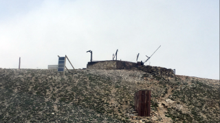 Historic fire lookout in Yellowstone National Park burns down after lightning strike