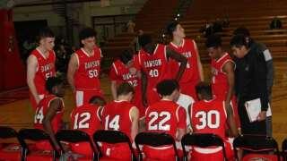 Dawson CC men headed to Region XIII championship game