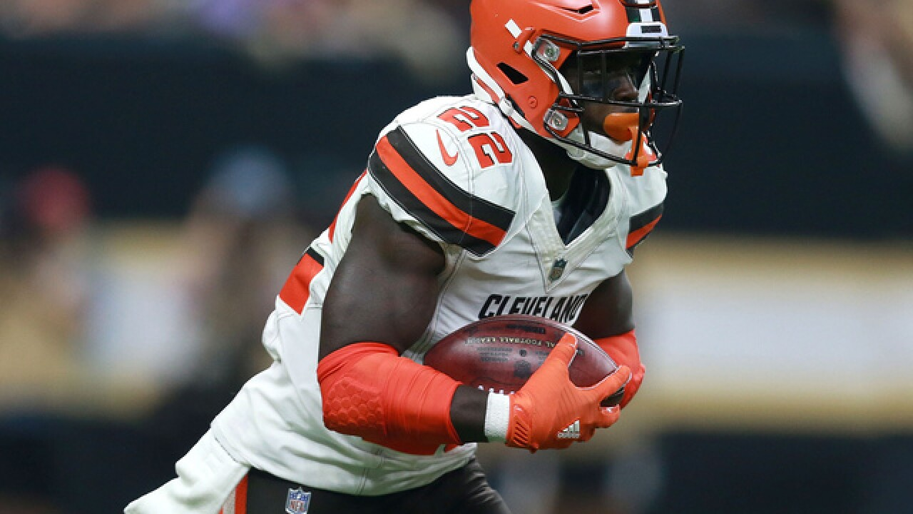 Report: Jabrill Peppers confronted by angry Browns fans