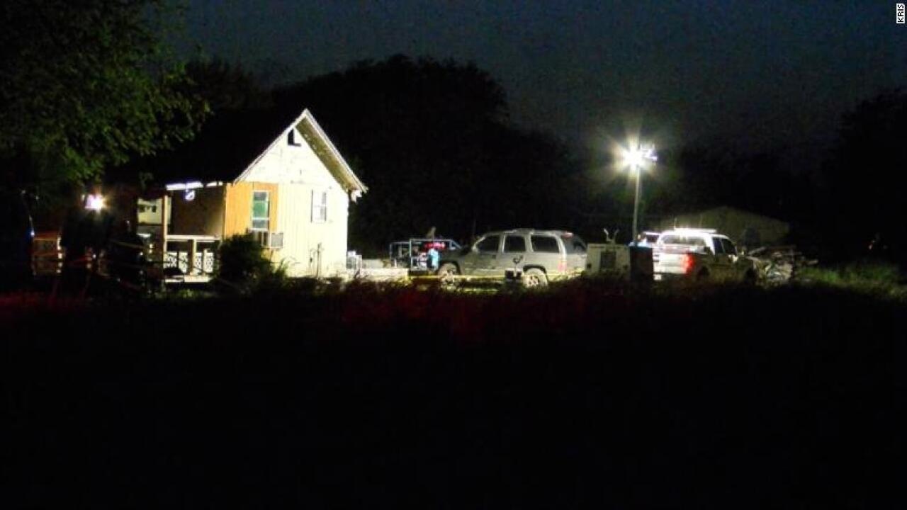 4 dead, 1 injured in shooting at toddler's birthday party in Texas
