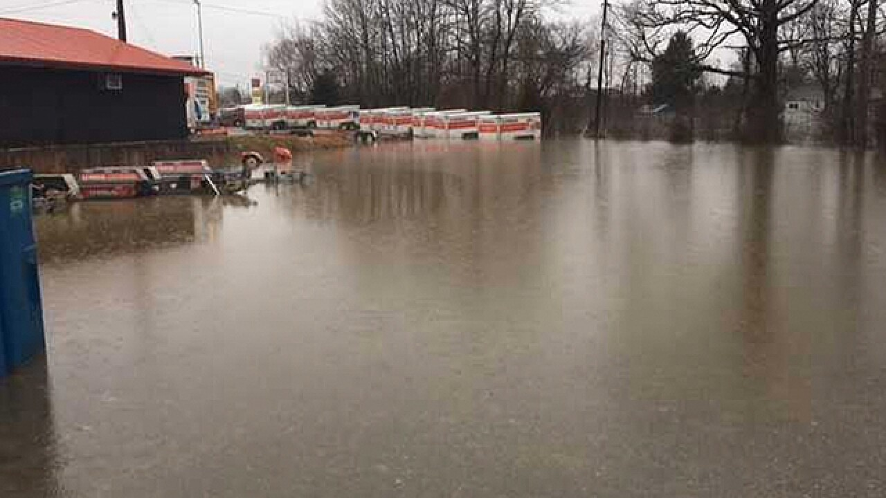 Local Business Owner At Wit's End After Flooding