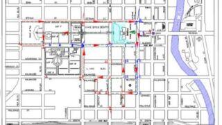 Traffic Advisory: Silver Bells 5K Run/Walk