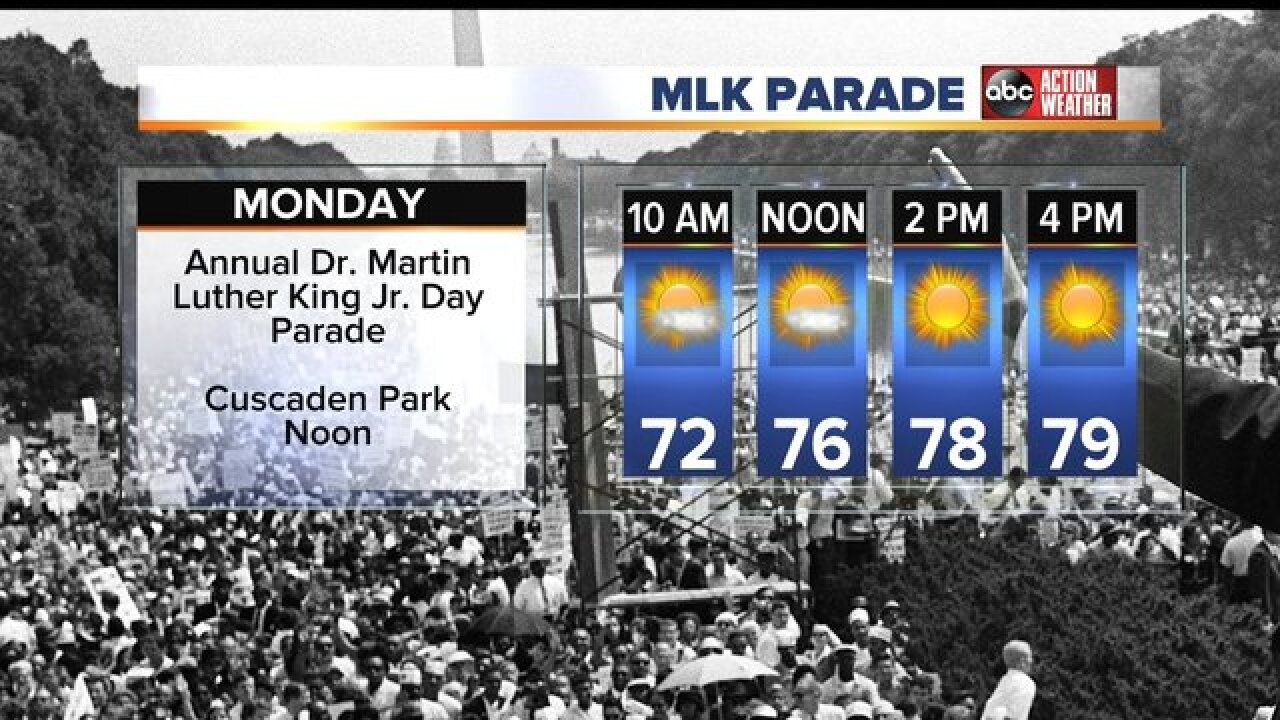 Dr Martin Luther King Jr Day Events And Parades Around The Tampa