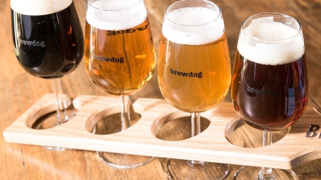 Scottish BrewDog Brewing opening first bar in Cincinnati