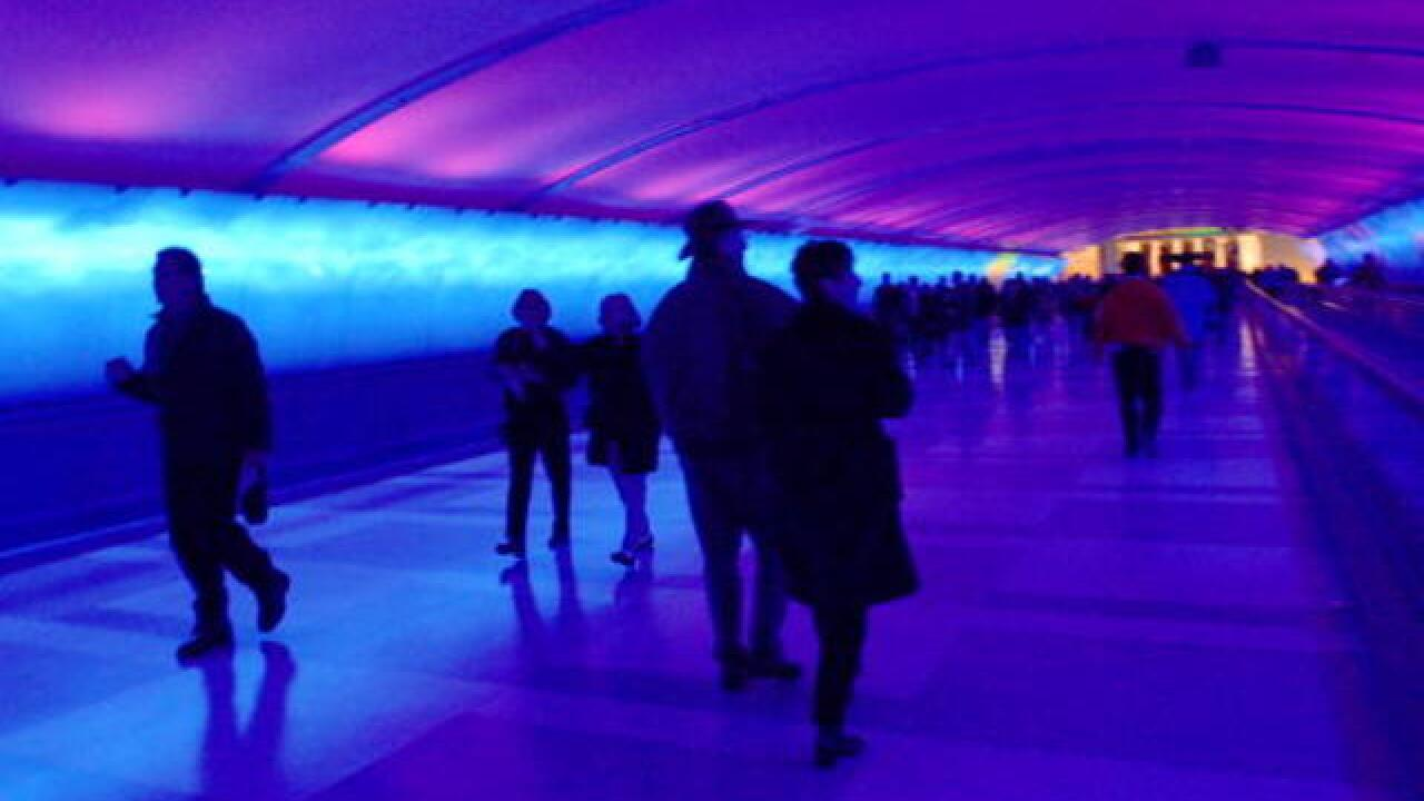 Detroit Metro Airport spruces up for holiday season, offers holiday travel tips