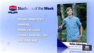 Students of the Week: Nolan Johnston and Keegan Durfee of Sweet Grass County High School